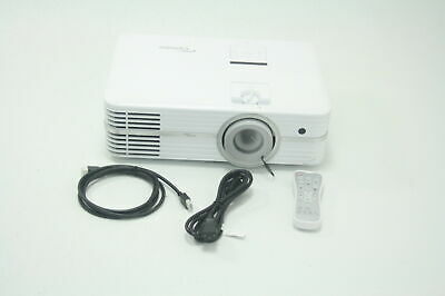 SEE NOTES Optoma UHD50 True 4K Ultra HD DLP Home Theater Projector White