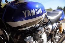 Yamaha XJR1300 (RP06), only 16k km, stunning - better than new Huntfield Heights Morphett Vale Area Preview