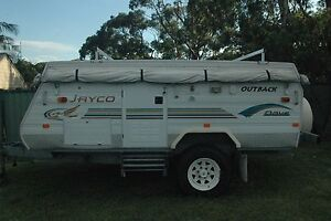 JAYCO DOVE OUTBACK 2004 Stanwell Tops Wollongong Area Preview