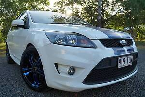 2008 Ford Focus XR5 Turbo LV LOW KMS Helidon Spa Lockyer Valley Preview