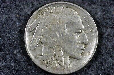 Estate Find 1920 - Buffalo Nickel H6245 - $3.00