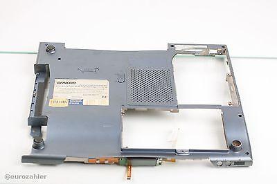 Gericom Blockbuster 2440XL Boden Gehäuse Unterschale Unterteil Cover Frame Grau