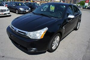 2009 Ford Focus SEL | Leather SEAT | Sunroof | Power Group |
