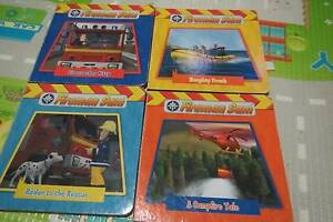 Fireman Sam baby board books toddler read  Spot Dog Ferntree Gully Knox Area Preview
