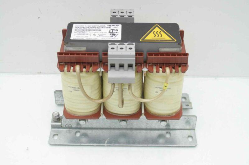 Siemens Line Reactor 6SL3000-0CE21-6AA0 16kW for 16kW Smart Line Module