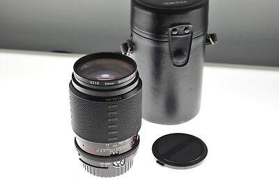 Sigma Pantel 135mm f/2.8 Nikon F mount tele lens. MINT- cond. +Hoya filter+case.