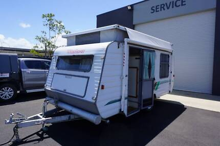 Windsor Poptop caravan Coffs Harbour Coffs Harbour City Preview