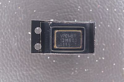 Vpc1-b1e-12m8000000 Vectron Crystal Oscillator 12.8mhz 3.3v Smt 25ppm Nos