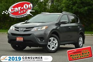 2015 Toyota RAV4 LE ONLY 29, 000 KM REAR CAM HTD SEATS