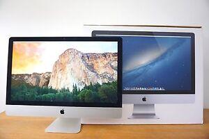 """iMac 21"""" 2013 slim + 1TB 2.7GHZ i5 8GB ram + BONUS SOFTWARES! Melbourne CBD Melbourne City Preview"""