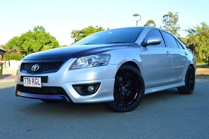 Toyota Aurion 2010 Sportivo SX6 - Custom Finish - Immaculate Condition Boondall Brisbane North East Preview