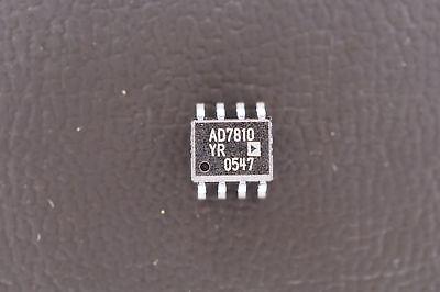 Ad7810yr Analog Devices 10 Bit Adc Analog To Digital Converter 8 Pin 8-soic