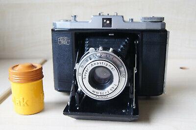 Zeiss Ikon Nettar 518/16   mit 4,5/75mm Novar