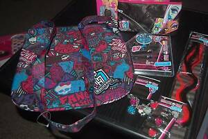 Brand New Monster High Pack Mernda Whittlesea Area Preview