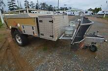 2010 CUB KAMPAROO BRUMBY OFF ROAD CAMPER TRAILER Gympie Gympie Area Preview