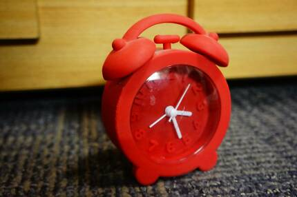 Silicone Alarm Clock - Bought for $21 (Only 1-month-old)