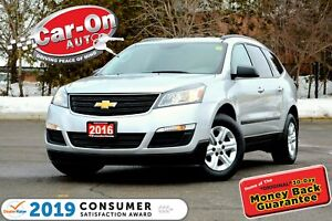 2016 Chevrolet Traverse AWD 8 SEAT REAR CAM TRI-ZONE CLIMATE