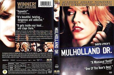 MULHOLLAND DRIVE a David Lynch film - NEW DVD - FREE POST mmoetwil@hotmail.com