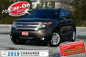 2015 Ford Explorer XLT 4WD NAV PANO ROOF REAR CAM HTD SEATS LOAD