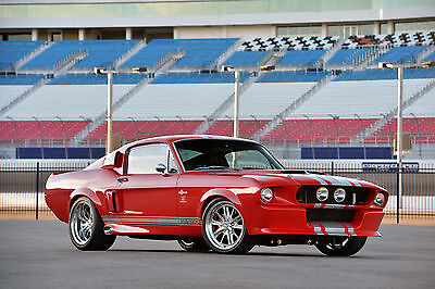 1967 Ford Mustang Shelby G.T.500 545 Model: 1967 Mustang Fastback Shelby GT500CR Authentic GT500