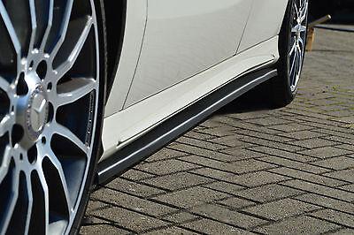 CUP-S Seitenschweller Schweller ABS Mercedes A-Klasse W176 mit AMG-Line + A45AMG