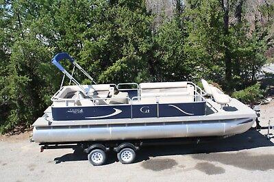 Wow New--- 24 ft Grand Island pontoon boat