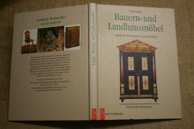 Sammlerbuch alte Bauernmöbel, Bauernmalerei, alte Schränke, Landhausmöbel