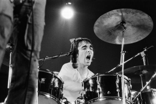 The Who: Keith Moon Size 24x36 Poster