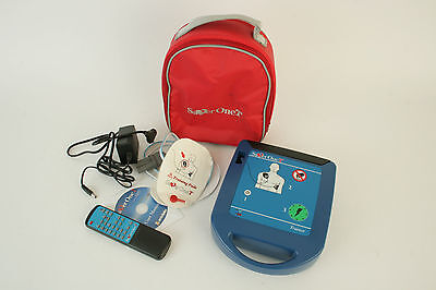 SAVER ONE T - Training AED - Trainer - Défibrillateur formation - Defibrillator
