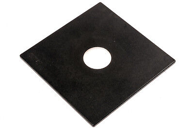 Sinar Objektiv Platine Lens Board 4x5 Größe 0 F F1 F2 P P2 Horseman