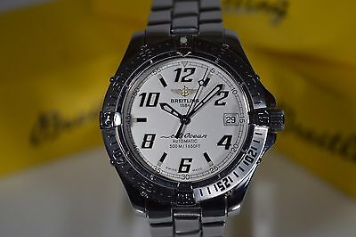 Breitling A17350 Colt Ocean Automatic Stainless Steel 38mm