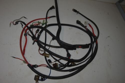 1996 Yamaha Wave Venture WV 1100 WV1100 wire wiring harness