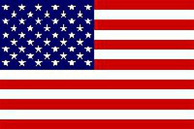 Fahne Flagge  XXL USA Amerika 250 cm x 150 cm Hissfahne mit 2 Ösen