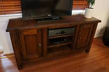 Solid Timber Modern Entertainment Unit - URGENT SALE Hawthorn East Boroondara Area Preview