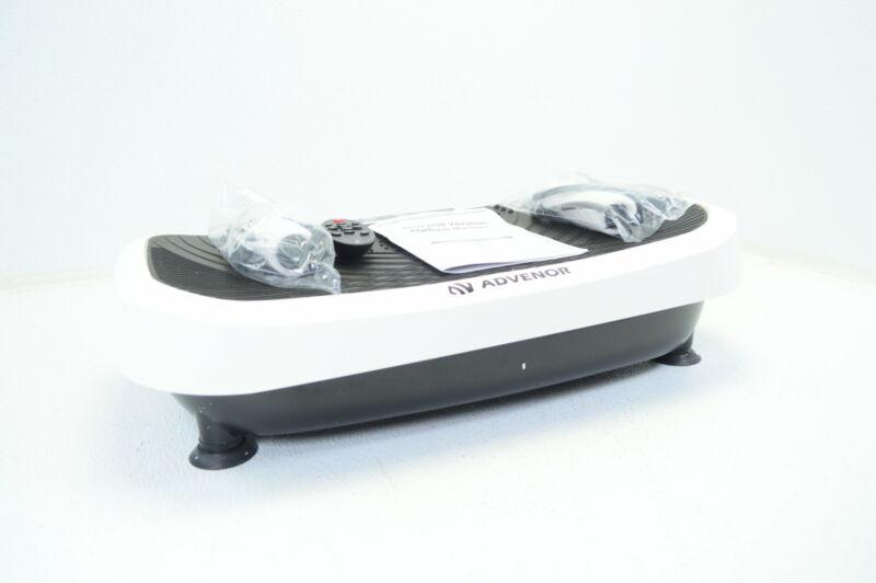 ADVENOR Vibration Plate Exercise Machine 3D Whole Body Workout Fitness Platform