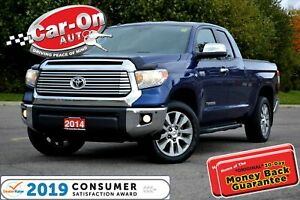 2014 Toyota Tundra Limited 5.7L V8 LEATHER REAR CAM TOW PKG LOAD