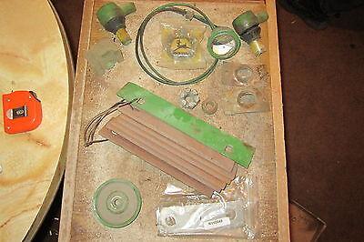 Lot John Deere Temperature Gauge Tie Rod End Pulley Spacer Block 851120dy Collar