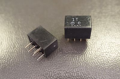 Lot Of 2 Cfwla455kjfa-b0 Murata Ceramic Filter Board Mount 455khz 2k Ohm 5 Pin