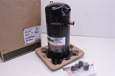 New Emerson Copeland Scroll Ac Compressor 83000btuh 460v3ph Zp83kce-tfd-950