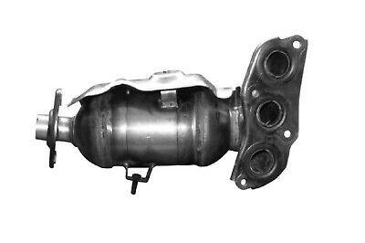 Kat Katalysator Citroen C1 Peugeot 108 Toyota Aygo 1,0 VTi 51KW 1KR-FE 04//14