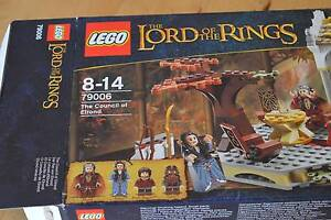 LEGO 79006 THE LORD OF THE RINGS, THE COUNCIL OF ELROND Chelsea Kingston Area Preview
