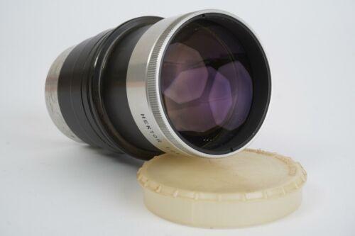 Leica Leitz Hektor 120mm 1:2.5 projection lens + focusing mount ✅