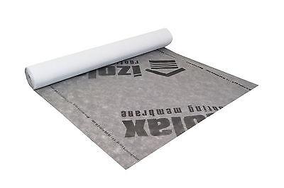 Auslaufware! Unterdeckbahn Izolax Basic Sd=0,04m 100g/m2 (75m2) / 3 - lagig