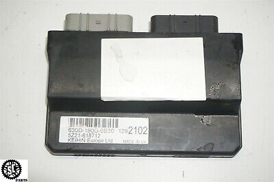 06 07 08 TRIUMPH DAYTONA 675 CDI ECU COMPUTER UNIT OEM TESTED 5Z21 618