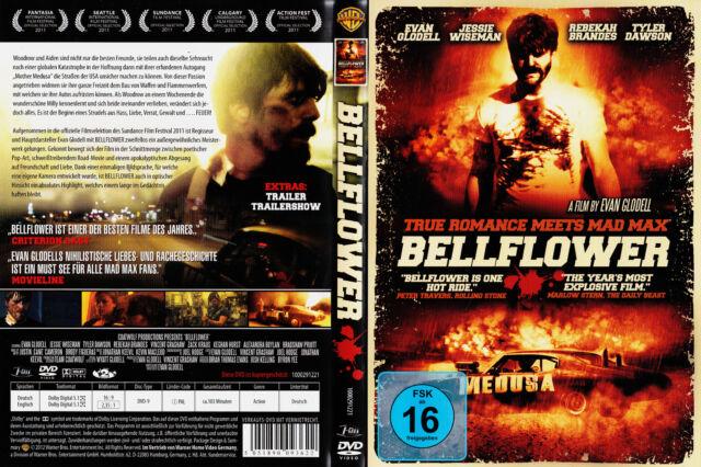 DVD - BELLFLOWER - Evan GLODELL/ Jessie WISEMAN  - 103 min (2012)