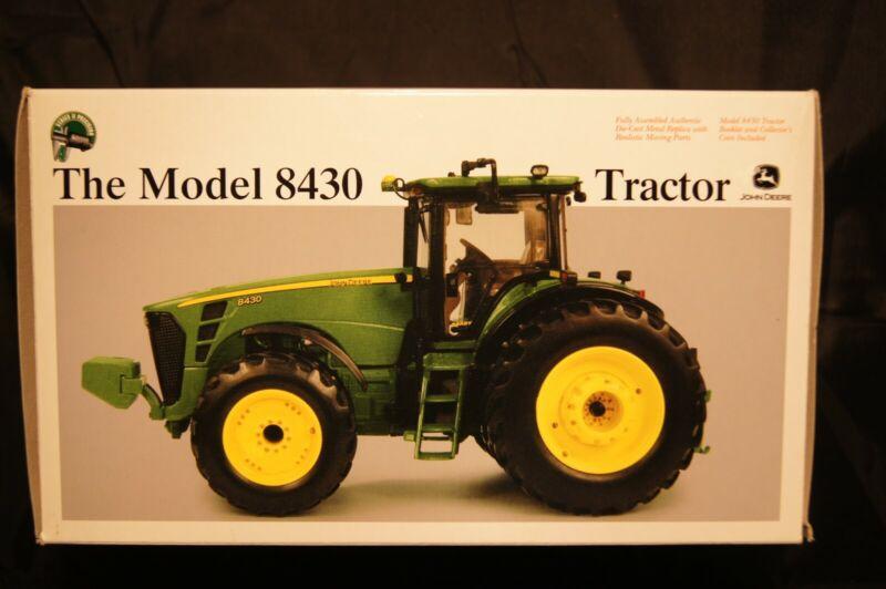 ERTL John Deere The Model 8430 Series II Precision Tractor 1/32 Scale