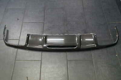 Mercedes CLS Diffusor Carbon C218 Verkleidung Stoßstange Hinten A2188853425