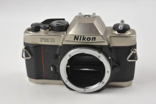 NIKON FM10 Film Camera 35mm