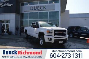 2018 GMC SIERRA 3500HD JET BLACK