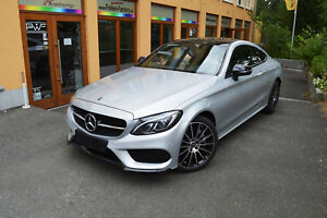 Mercedes-Benz Coupe C 400 4Matic,AMG LINE,PANORAMA